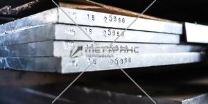 Плита алюминиевая