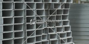 Труба стальная прямоугольная