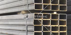 Труба прямоугольная 60х40 мм